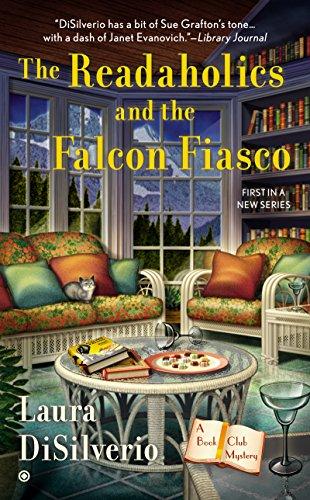 The Readaholics and the Falcon Fiasco (A Book Club Mystery 1)