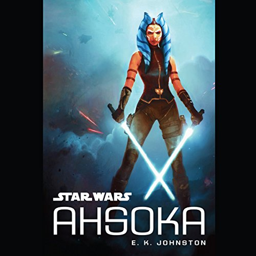 Star Wars Ahsoka Audiobook [Free Download by Trial] thumbnail