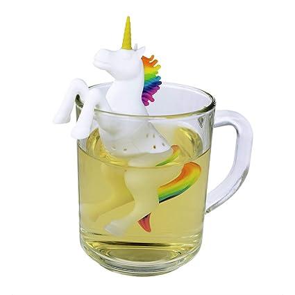 MostroMania - Infusore per tè a Forma di Unicorno ...