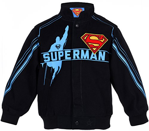 Superman Twill Jacket - 4