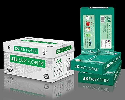 JK Paper A4 Easy Copier Paper Size, 500 Sheets