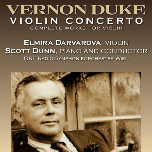 Vernon Duke: Violin Concerto / Complete Works for ()