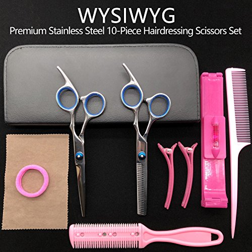 Review Hair Cutting Scissors/Thinning Shears/Hairdressing
