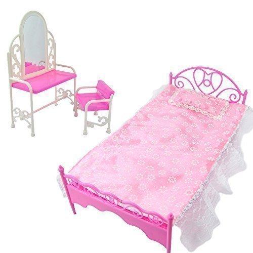 Barbie Bedroom Set - 7