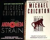 2 Titles By Michael Crichton: