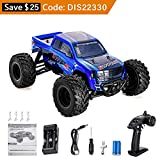 #5: Distianert 1:12 Scale 4WD RTR Rock Crawler Electric RC Car 2.4GHz Radio Remote Control High Speed 45KM/H Best RC Buggy On-Road Off-Road Racing Rock Crawling