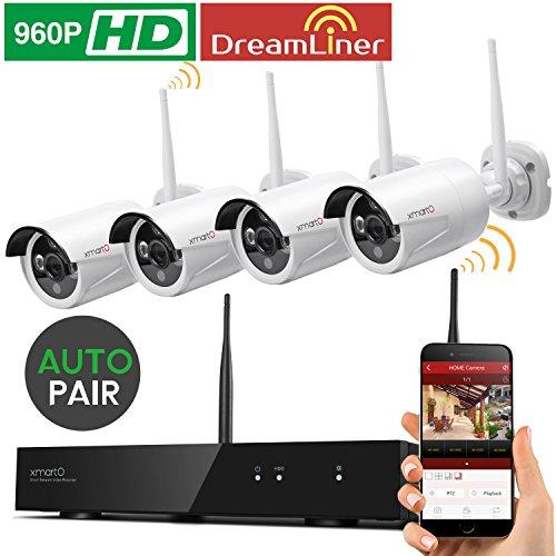 [Dream Liner WiFi Relay] xmartO 8 Channel 960p HD Wireles...