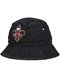 New Orleans Pelicans NBA All-Denim Bucket Hat (L/XL)