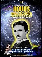 NOVUS (Novus Ordo Seclorum-New Order of the…