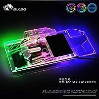 Bykski N-AS2080TISTRIX-X GPU Block for ASUS ROG Strix RTX2080Ti O11G Gaming