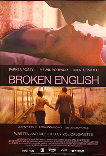 Broken English 2007 U.S. One Sheet Poster