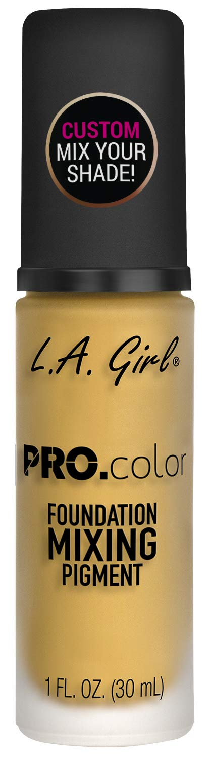 L.A. Girl Pro Color Foundation Mixing Pigment Yellow 30ml
