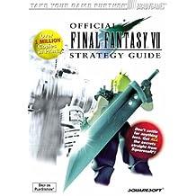 Final Fantasy VII Official Guide