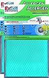 advanced allergen filter 15x20x1 - Allergen Filter 16x20x1 Air Filter, Commercial Grade Home Air Filter, MERV 15 – 2 Pack