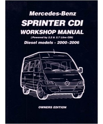 amazon com 2000 2004 2005 2006 dodge sprinter cdi service manual rh amazon com 2005 dodge sprinter 2500 service manual 2005 dodge sprinter service manual