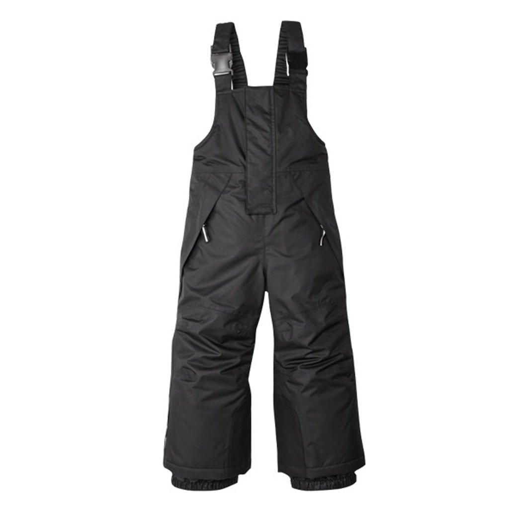 Pantaloni da Sci con Bretelle per Bambini Tuta da Neve Impermeabile per Gli Sport Invernali