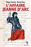 L'affaire Jeanne d'Arc by Marcel Gay front cover