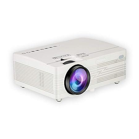 FSMJY Proyector, Proyector De Video Portátil 1080P HD, Proyector ...
