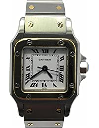 Santos Galbee swiss-automatic womens Watch W20012C4 (Certified Pre-owned)