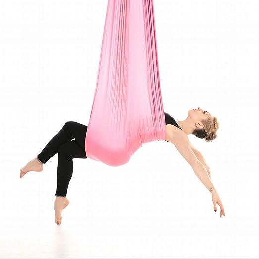 WAVENI Estudio de Yoga Aéreo Hamaca de Yoga Invertida Inicio ...