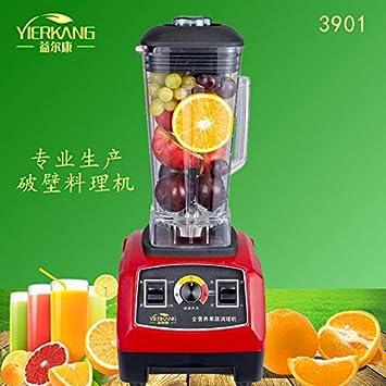 Máquina de leche de soya recién molida, Máquina comercial de leche de soja, Máquina de hielo en arena-B: Amazon.es: Hogar