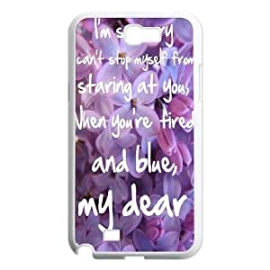 ZK-SXH - The Vamps Personalized Phone Case for Samsung Galaxy Note 2 N7100,The Vamps Customized Cover Case