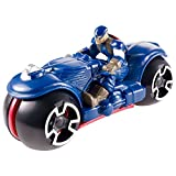 Best Mattel Kids Motorcycles - Marvel Avengers Age of Ultron Captain America Diecast Review