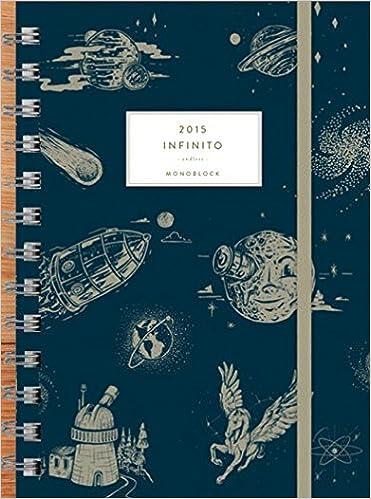 Agenda anillada Infinito 2015 (Spanish Edition): Lucas ...