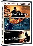 Pack Batman Nolan: Batman Begins + El Caballero Oscuro + El Caballero Oscuro: La Leyenda Renace [DVD]
