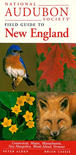 National Audubon Society Field Guide to New