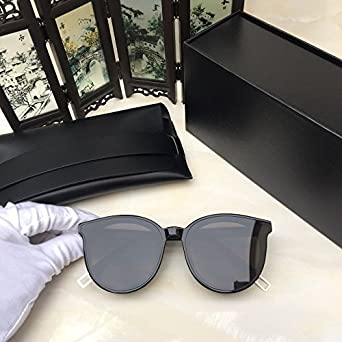New Gentle man or Women Monster Sunglasses V brand SLOW SLOWLY sunglasses - black lXMbX