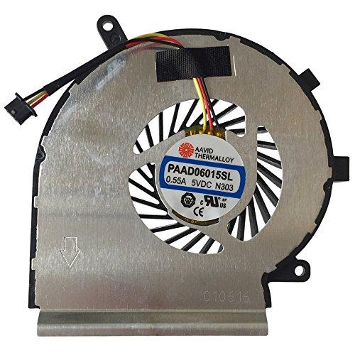 wangpeng New MSI GE62 GL62 GE72 GL72 GP62 GP72 PE60 PE70 CPU Cooling Fan PAAD06015SL