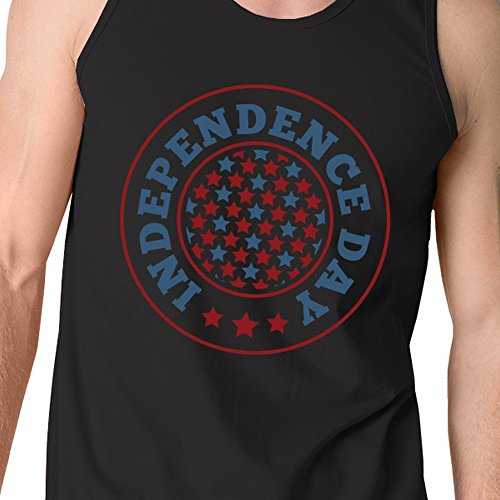 Independence Printing Pull Manche Sans Day Taille Homme Unique 365 O0dqnUwO