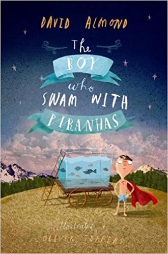 Image result for the boy who swam with piranhas