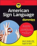 American Sign Language For Dummies, + Videos (For Dummies (Lifestyle))