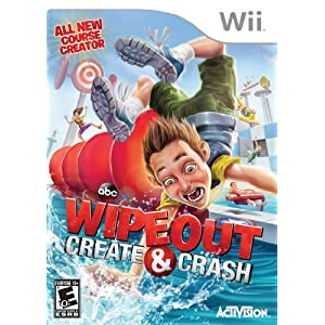 Wipeout: Create & Crash - Nintendo Wii