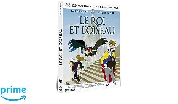 Le Roi et lOiseau [Francia] [Blu-ray]: Amazon.es: Paul Grimault: Cine y Series TV