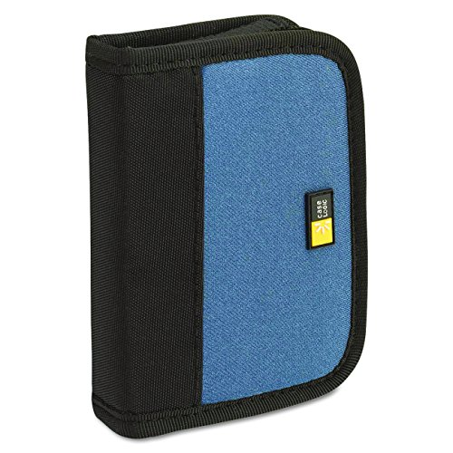Royal Blue Shuttle - Case Logic JDS-6 USB Drive Shuttle 6-Capacity (Black/Blue)