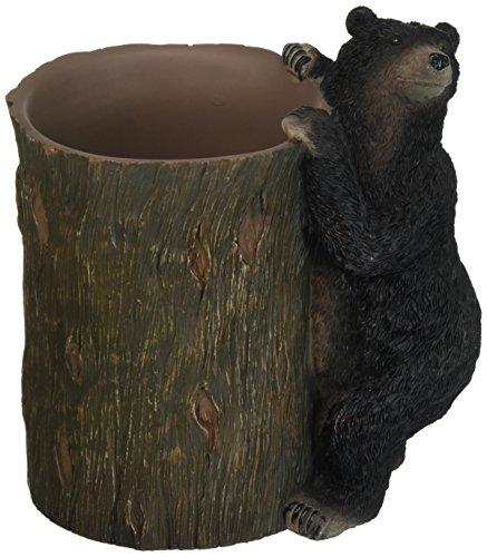Avanti Linens Black Bear Lodge Tumbler, ()