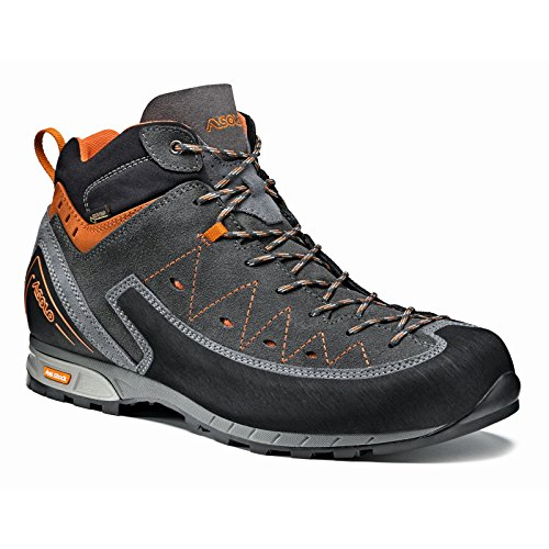 Image of Asolo Men's Magnum GV MM Grey/Graphite 2 10 D US D (M)