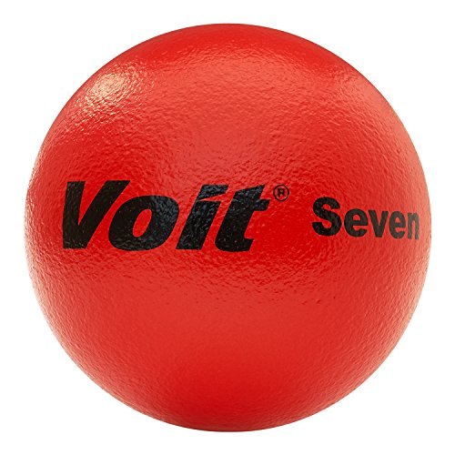 Voit Seven Tuff Foam Ball, Red, 7
