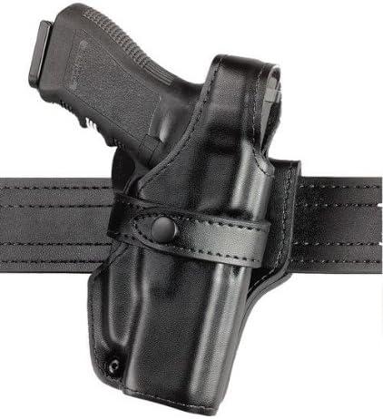 """Safariland SIG P220 P226 4.41/"""" BBL #200-77-182OBL LH Black Basketweave Holster"""