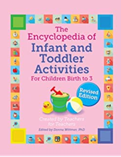 The creative curriculum for infants toddlers and twos diane the encyclopedia of infant and toddler activities for children birth to 3 giant encyclopedia fandeluxe Gallery