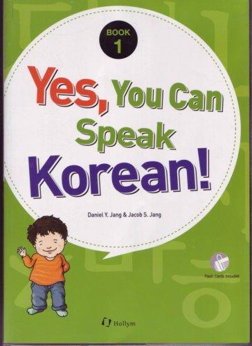 yes you can speak korean - 1