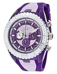Mulco Mw51836051 Titans Purple Silicone Purple Dial Watch