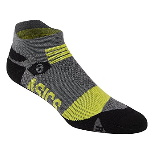Pair Single - ASICS Kayano Single Tab Socks (1 Pair), Sulphur Spring, Medium