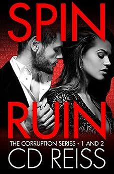 Spin Ruin: (A Mafia Romance Two-Book Bundle) by [Reiss, CD]