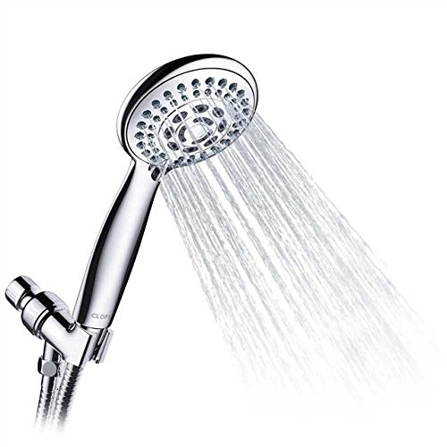 Handheld Shower Head with Hose High Pressure Powerpulse Massage Hand Held Shower Head 5-Mode 4\