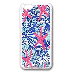Andre-case TPU Rubber case cover for iPhone 6 inch,iPhone 4 4s case cover Transparent With monogram Colorful Floral AJaRwhYYpuN flowers Logo design