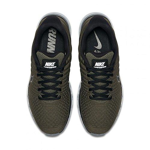Nike 849559-001, Scarpe da Trail Running Uomo Khaki/Nero